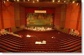 Scottsdale Performing Arts Center Seating Chart 54 Paradigmatic Nashville Performing Arts Center Seating Chart