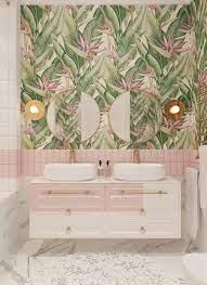 25 Gorgeous Tropical Bathroom Decor Ideas Shelterness