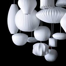 herman miller george nelson bubble lamps