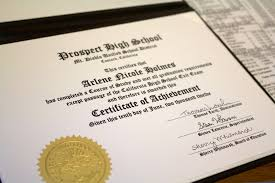 High School Deploma California Poised To Grant High School Diplomas Retroactively Edsource