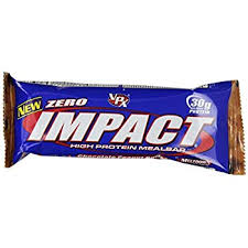 vpx zero impact protein meal replacement bar chocolate peanut er 3 5 ounce bars