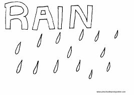 Small Picture Raindrop Coloring Pages Raindrops Gekimoe 40823