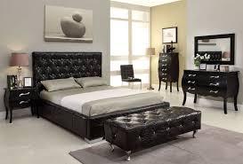 Modern Black Bedroom Sets Modern Bedroom Black Zampco