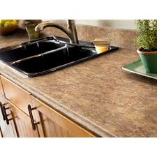 bath countertops home depot. minimalist kitchen design with jeweled coral quarry laminate countertops, black double undermount sink, and bath countertops home depot