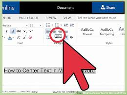 How To Make Labels In Word Luxury How To Center Text In Microsoft ...