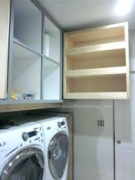 how to build laundry room cabinets plans diy bunnings