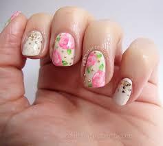 Rose Nail Art Designs Easy Rose Nail Art Tutorial Islaayx Youtube ...