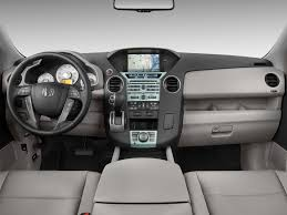 Image: 2009 Honda Pilot 4WD 4-door Touring w/RES & Navi Dashboard ...