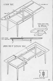 PLATE VI EXTENSION TABLES