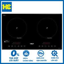⭐Bếp từ đôi Chefs EH - DIH321 - Miễn phí vận chuyển & lắp đặt - Bảo hành  chính hãng: Mua bán trực tuyến Bếp điện với giá rẻ