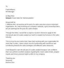 Cover Letter For Internal Promotion Resume For Internal Promotion Template Wikirian Com