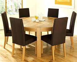 light wood round dining table dining room large size natural polished teak wood dining table with
