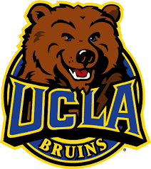UCLA Bruins Alternate Logo (1998) - Bear in ring with UCLA written ...