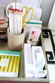 stylish office organization. Stylish And Organized Office Supplies On Tray Stylish Organization T
