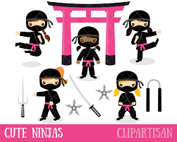 ninja party clipart. Plain Party Image 0 1 And Ninja Party Clipart A