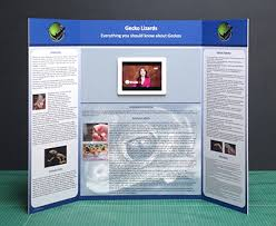 Tri Fold Poster Presentation Template Tri Fold Poster Presentation