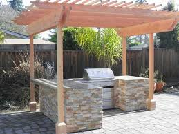 gorgeous home exterior design and outdoor kitchen barbeque decoration gorgeous u shape outdoor kitchen barbeque