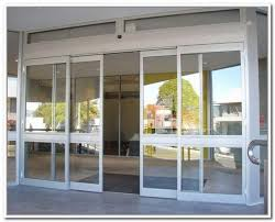 commercial sliding glass doors