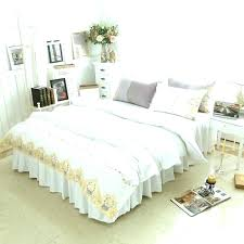 White And Gold Bed Set Pink And Gold Bedroom Set White Pink White ...