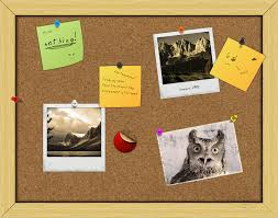 office pinboard. pinboard psd template office v