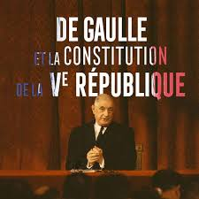 De gaulle est le premier président de la Veme république