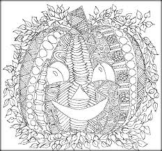 Small Picture Free Printable Coloring Pages For Adults Halloween Coloring Pages
