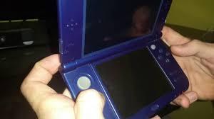 3ds Xl Blue Light No Screen