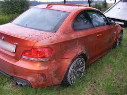 Coupe Series bmw 1 m : BMW 1 Series M Coupe involved in four crashes already - Photos