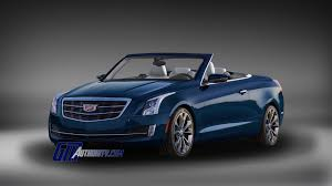 2018 cadillac roadster. modren roadster cadillac ats convertible rendered 1 on 2018 cadillac roadster y