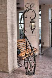 metak s sowroom beatifully designed iron lamp for outside your home