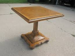 post 1950 table by drexel vatican
