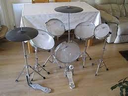 dragon net practice drum kit