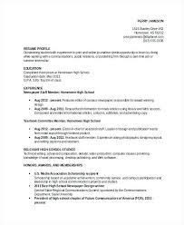 Awards On Resume Unique Curriculum Vitae Awards Sample Honors And Resume Vision Issue
