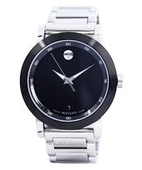museum sport swiss made quartz 0606604 men s watch movado museum sport swiss made quartz 0606604 men s watch