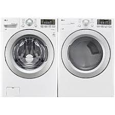 lg washer and dryer. lg wm3270cw 4.5 cu. ft. capacity front load washer w/coldwash\u0026#8482 lg and dryer w