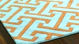 turquoise and orange rug rugs blue area striped outdoor teal an fiesta orange striped area rug