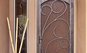 front door securitydoor  Front Doors Awesome Front Doors Security 36 Front Doors