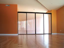 sliding glass room dividers for lofts open full image
