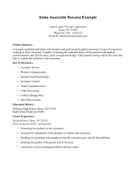 Resume Sales Position 8491099 Good Sales Objective For Resume