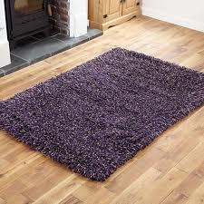a15 unirocks lilac and purple wool rug