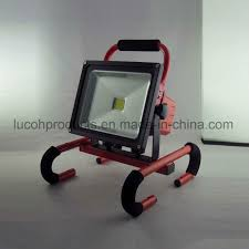Portable Bright Lights Hot Item Portable Bright Cordless Spot Work Light 30w Rechargeable Led Floodlights