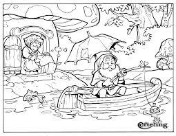 Duiken Kleurplaat Uitstekend Pinokkio Efteling Kleurplaat Archidev