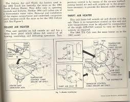 wiring schematic for heater switch blower resistor in '64 '66 1965 c10 wiring diagram color 64 c10 heat 3 jpg