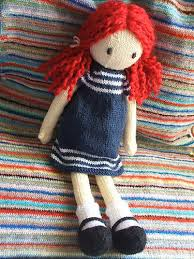 Free Knitted Doll Patterns