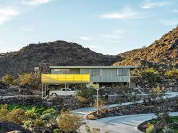Asbestos Sheet House Design Cree House By Albert Frey House Idea Cathedral City