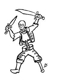 Small Picture Skeleton Coloring Pages To Print Fun for Halloween