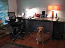 home office ideas for men. Perfect Men Simple Dark Home Office Decorating Ideas For Men Image 8 Of 10 Intended D