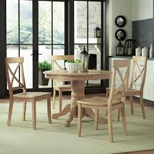 white washed dining room furniture. Home Styles Classic 5-Piece White Wash Dining Set Washed Room Furniture I