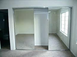 mirrored closet sliding doors sliding mirror closet door decorating ideas medium size of mirror closet door