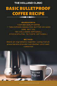 Bulletproof coffee and intermittent fasting. Intermittent Fasting And Bulletproof Coffee The Holland Clinic